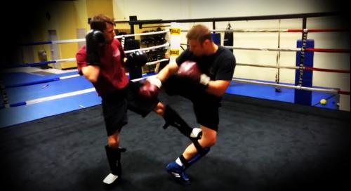 Andrew Kickboxing - Savate, Muay Thai, MMA, Mixed Martial Arts, Professor, Kru, Fredericksburg , Stafford, Spotsylvania